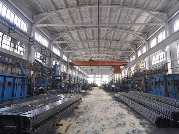 ERW tube production line